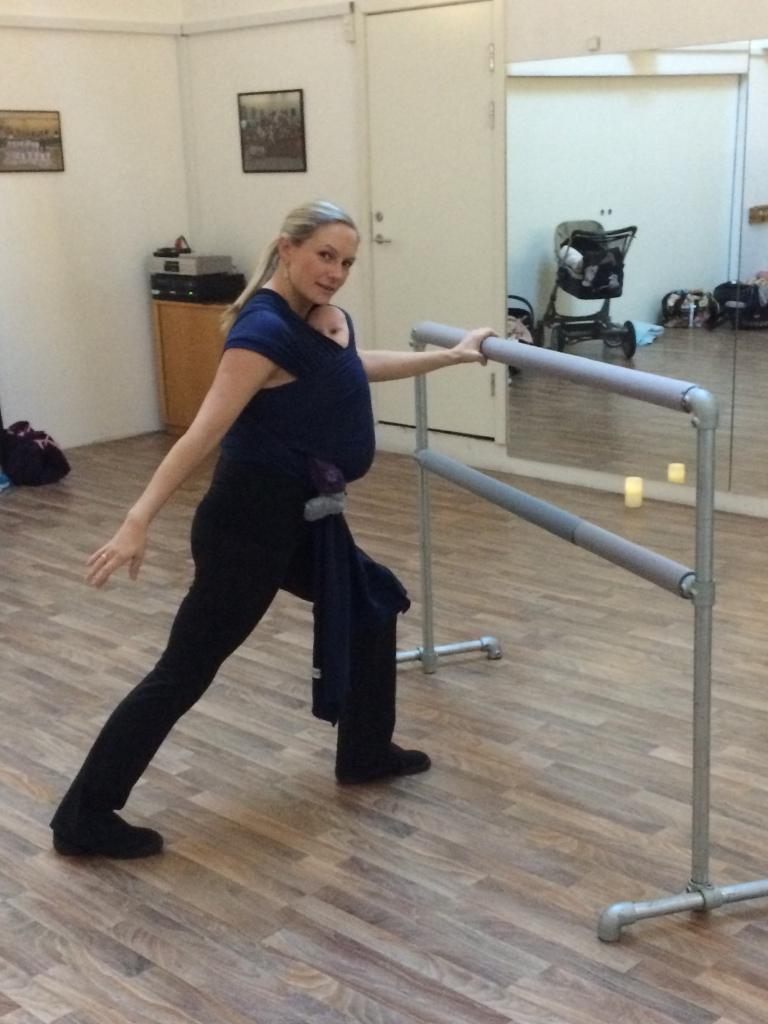 bækkenbundsøvelser gravid