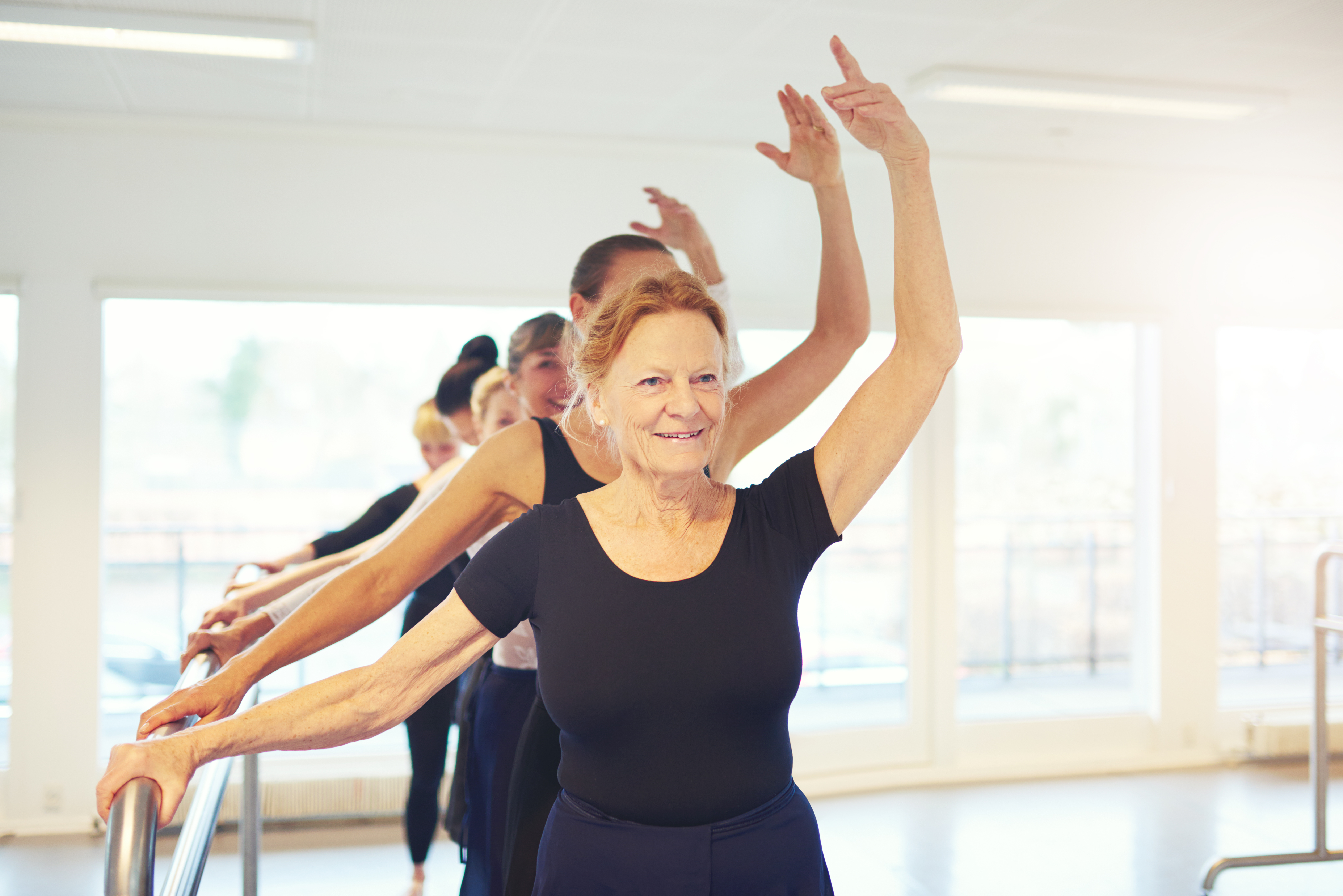 BalletFitness for alle aldre